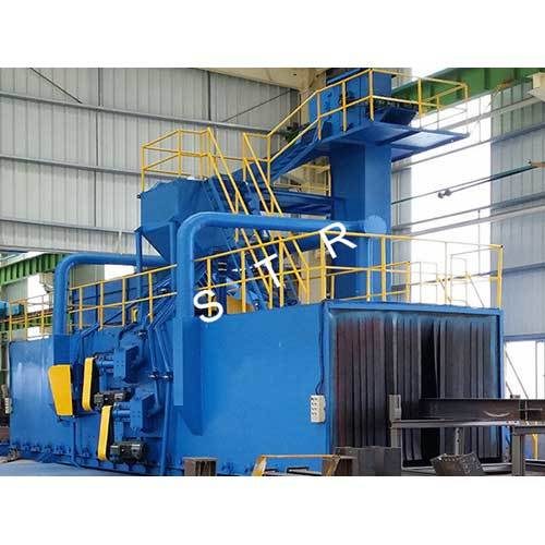 H type steel Shot Blasting Machine