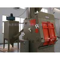 Q32 Crawler Type Shot Blasting Machine