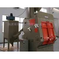 Q32 Crawler Type Shot Blasting Machine
