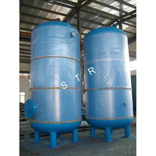 Gas Storage Tank Series