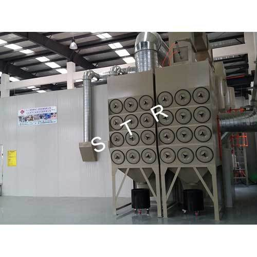Cartridge Dust Collector Machine