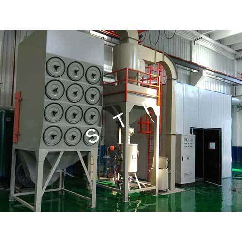Customized Cartridge Dust Collector