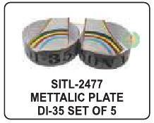 https://cpimg.tistatic.com/04890277/b/4/Mettalic-Plate-Set-of-5.jpg
