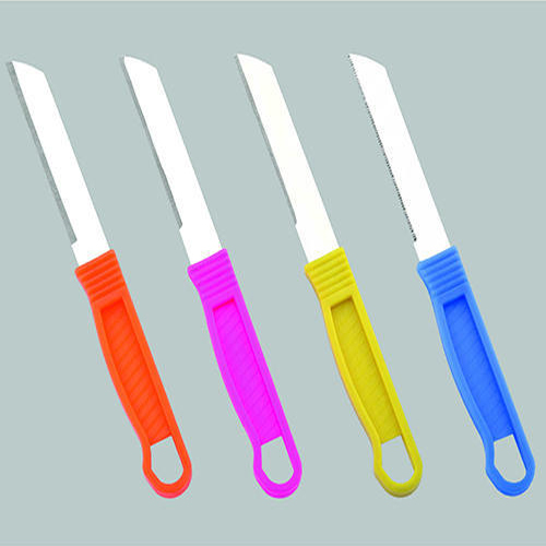 Plastic Handle Steak Knife
