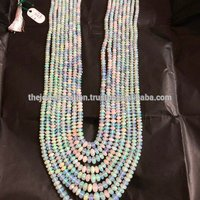 Natural AAA Ethiopian Opal Stone Plain Gemstone Beads 4-12mm