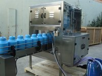 Oil Filling Machine - Lube Oil Filling Machine
