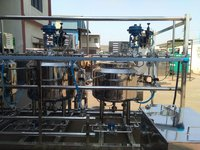 Ointment / Cream Manufacturing Plant