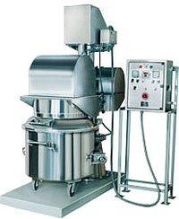 Planetary Mixer, Vacuum Type Planetary Mixers