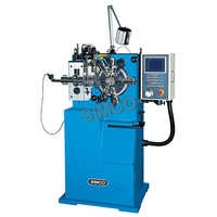 0.04-0.5x1mm 2 Axes Wire/Strip Forming Machine