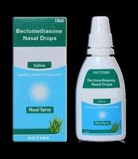 Beclomethasone Nasal Drops