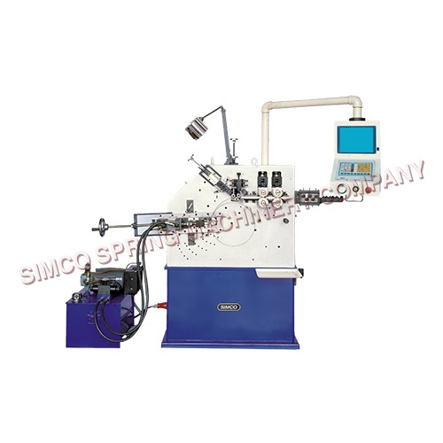 1.2-7.0mm CNC Ring Coiler Machine