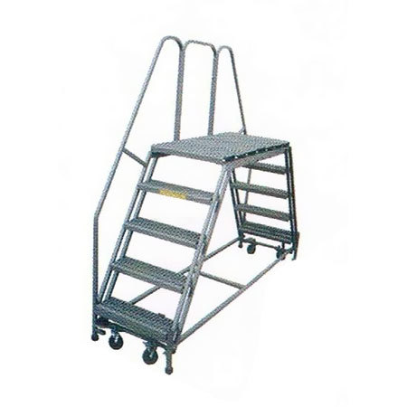 Double Entry Platform Ladder
