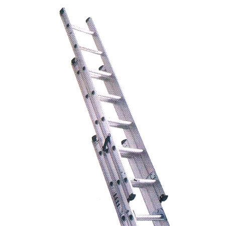 Wall Supporting Extension Ladder
