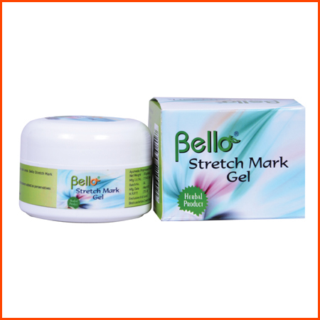 Bello Anti Stretch Mark Gel