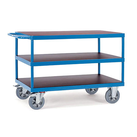 Metal Trolleys Shelves