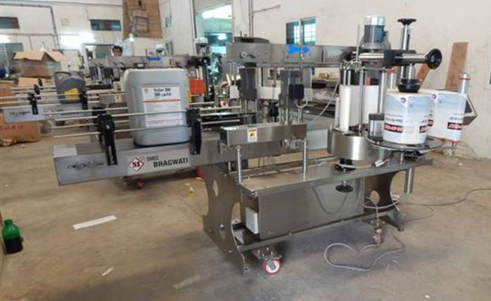 Self-Adhesive Labelling Machine