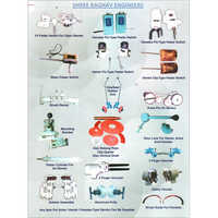 Stenter Machine Spares