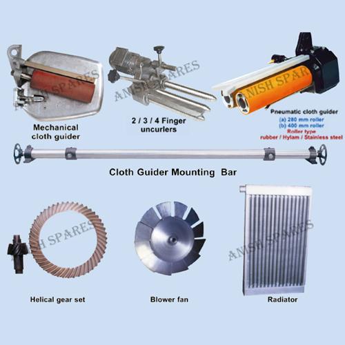 Folding Machine Spare Parts