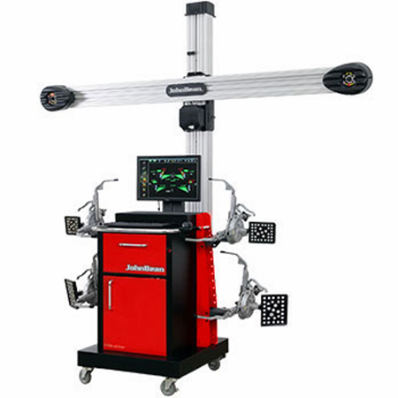 Gold Wheel Aligner Machine