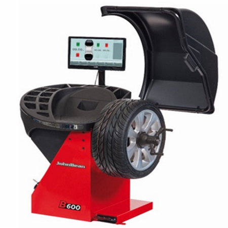 Automatic Wheel Balancing Machine