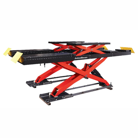 Semi Automatic Car Scissors Lift