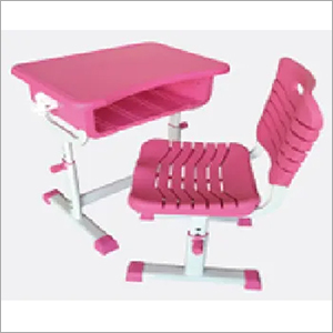 Institutional Desk & Chair