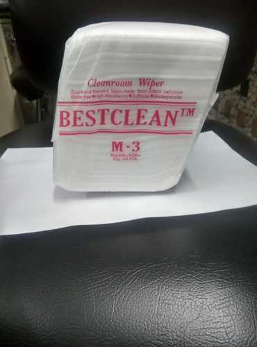 Bemcot Cleanroom Wipes M-3 (Non-woven) Industrial Use