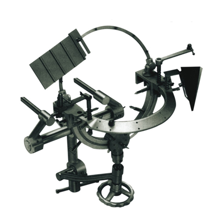 Multi Head Clamp Frame