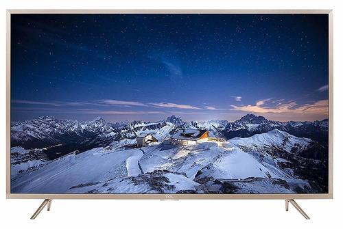 TCL 139.7 cm (55 inches) 4K Ultra HD Smart LED TV