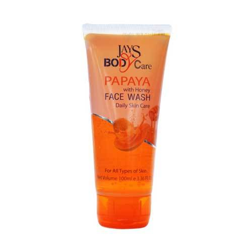 Papaya Honey Face Wash