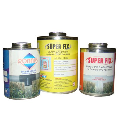 Upvc Pressure Pipes Solvent Cement