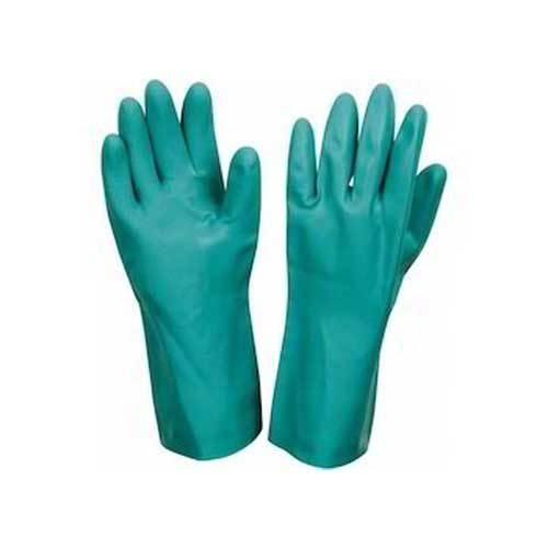 Nitrile Safety Hand Gloves