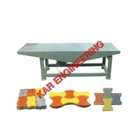 Rubber Mould Paver Vibrating Table