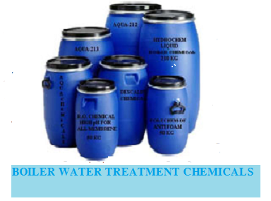 HYDROCHEM  (boiler water treatment series)
