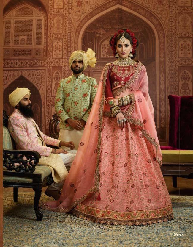 Trendy Lehenga Collection for Wedding Season