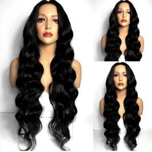 Women Wavy Hair Wig