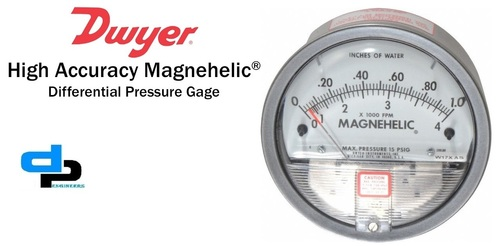Sensocon - Dwyer S2000 Pressure Gauge