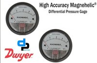 Dwyer 2008D Magnehelic Differential Pressure Gauge