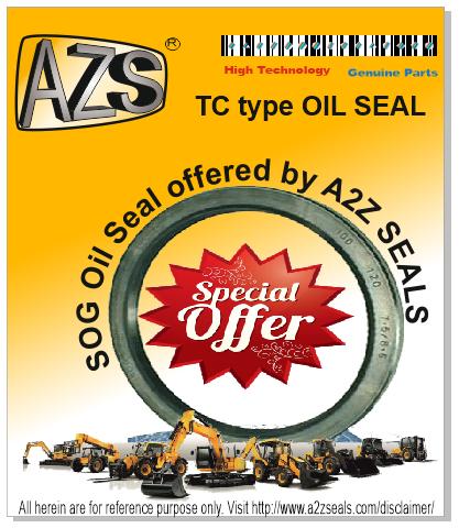Cranes Oil Seals