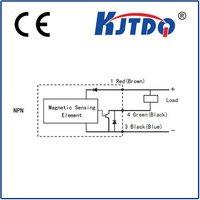 Textile Yarn Break Gear Speed Sensor Switch Directional Series 41900
