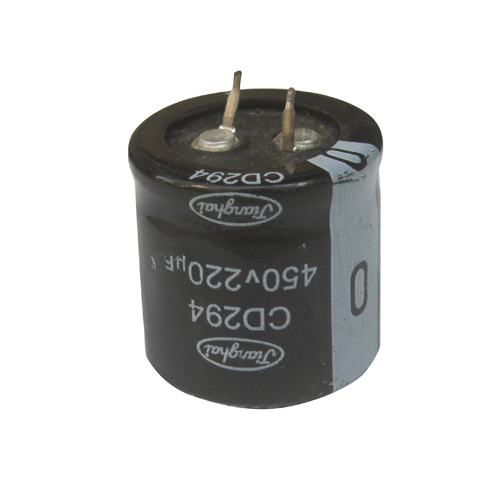 Industrial Aluminium Electrolytic Capacitor