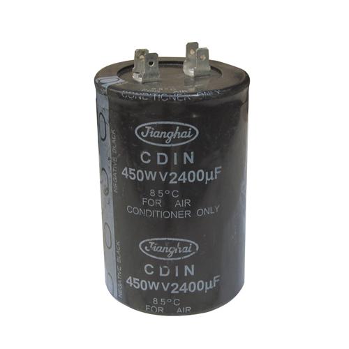 Air Conditioner Electrolytic Capacitor