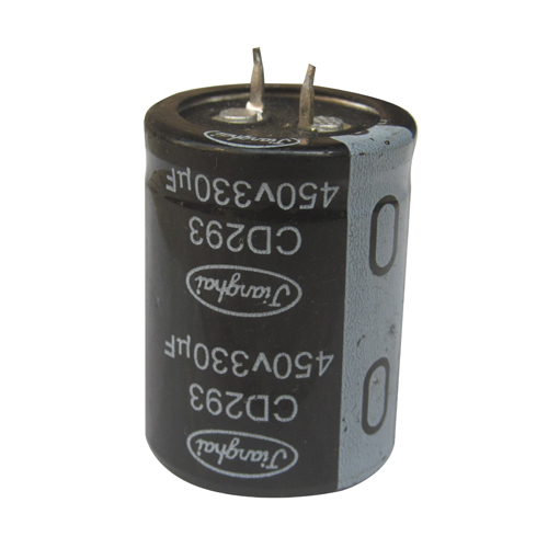 300uF Electrolytic Capacitor