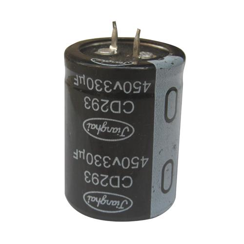 300uF Electrolytic Capacitor