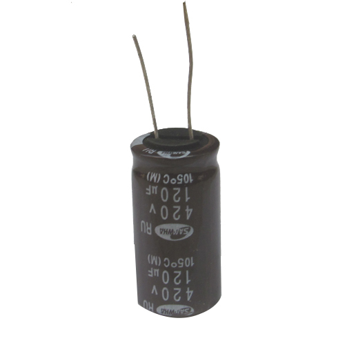Electrolytic Polyester Capacitor