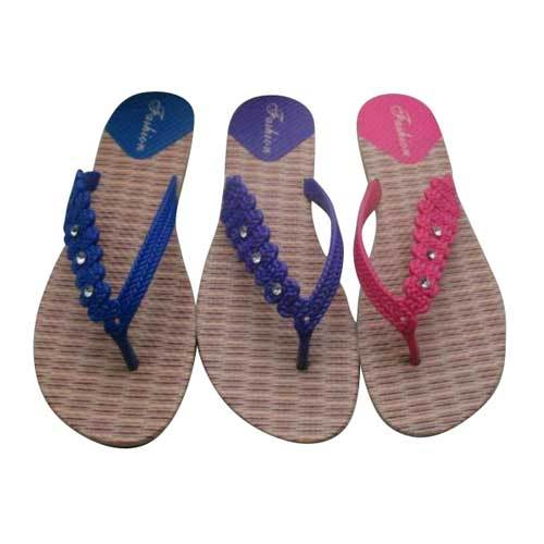 Ladies PVC Chappal