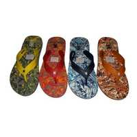 Men's Printed Slipper