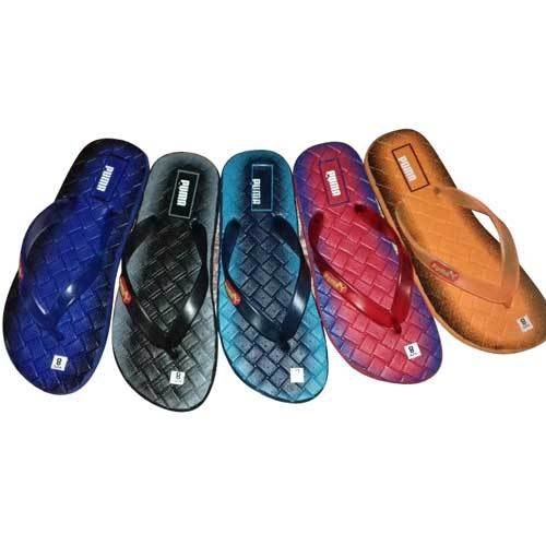 Rubber Mens Slipper
