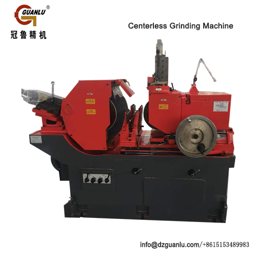 Centerless grinding machine /Polishing Machine