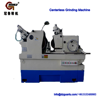 Centerless Grinding Machine for long shaft workpiece